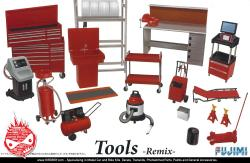 1:24 Tools Remix  (Garage and Tools Series No.28)