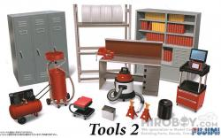 1:24 Tools Set 2 (Garage Diorama)