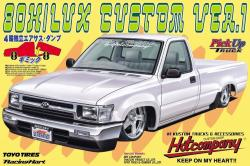 1:24 Toyota 80 Hilux Custom Ver.1 Hot Company Pick Up Truck