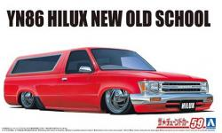1:24 Toyota 80 Hilux New Old School Pick-Up Truck