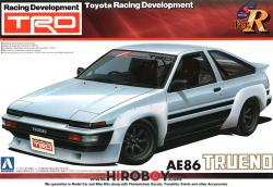 1:24 Toyota AE86 Trueno TRD Version