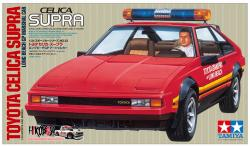 1:24 Toyota Celica Supra Long Beach GP Marshal Car