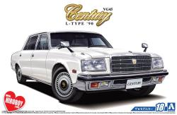 1:24 Toyota Century L-Type (VG45) 1990 Model Kit