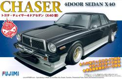 1:24 Toyota Chaser 4 Door Sedan x40