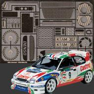 1:24 Toyota Corolla WRC Photoetched Set #3015