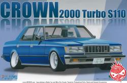 1:24 Toyota Crown 2000 Turbo S110