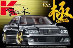 1:24 Toyota Crown Majesta K-BREAK 14 1991