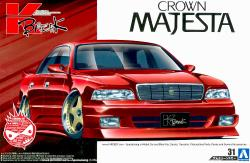 1:24 Toyota Crown Majesta (K Break)