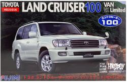1:24 Toyota Land Cruiser 100 Wagon VX Limited (HDJ101K)