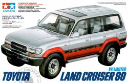 1:24 Toyota Land Cruiser 80 VX