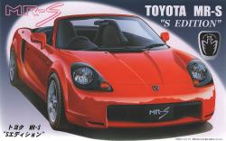 1:24 Toyota MR-S - S Edition (MR2)