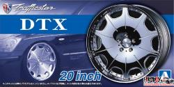 "1:24 Trafficstar DTX 20"" Wheels and Tyres"
