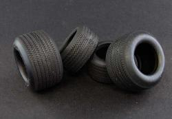 1:24 Tyres for 1970 Prototype Cars - P906