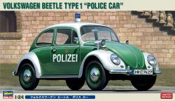 1:24 VW Beetle Police Car Limited Edition