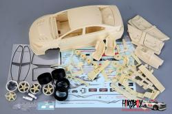 1:24 Varis Subaru STI (VAB) Full Resin Kit - Pre-Order
