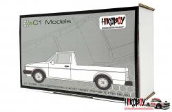 1:24 Volkswagen Caddy Transkit for Revell Mk1 Kits