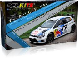 1:24 Volkswagen Polo R WRC - Belkits IN STOCK