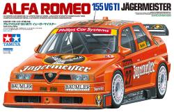 1:24 Alfa Romeo 155 V6 TI Jagermeister - Ltd re-issue