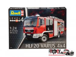 1:24 - MAN/Schlingmann HLF 20 Varus Model Kit