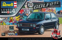 "1:24  Volkswagen Golf 1 GTI ""Pirelli"" 35 Years"