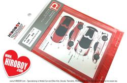 1:24 Porsche 918 Salzburg Racing Decal Set (Revell)