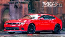 1:25 2016 Chevrolet Camaro Shooting Brake Transkit