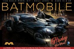 1:25 Batman vs Superman Batmobile Model Kit