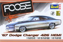 1:25 Foose Design - 67 Dodge Charger 426 HEMI
