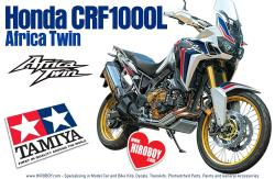 1:6 Honda CRF1000L Africa Twin (Motorcycle)