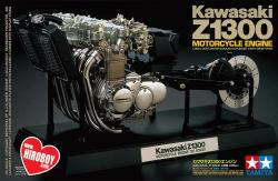 1:6 Kawasaki Z1300 Motorcycle Engine