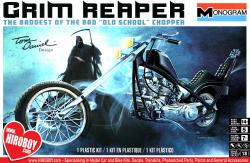 "1:8 Grim Reaper ""Old School"" Chopper Model Kit (Tom Daniel Design)"