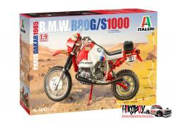 1:9 BMW R80 G/S 1000 - Paris Dakar Rally 1985 - Pre-Order