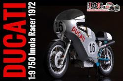 1:9 Ducati 750 Imola Racer 1972 - Full Detail Kit