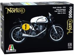 1:9 Norton Manx 500cc 1951 # 4602 - Model Kit