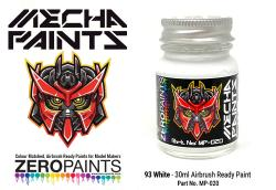 93 White	 30ml - Mecha Paint