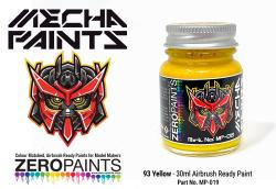 93 Yellow	 30ml - Mecha Paint