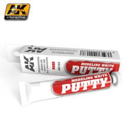 AK Interactive 20ml White Modelling Putty - AK103