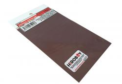Adhesive Leather Look cloth Brown - P920
