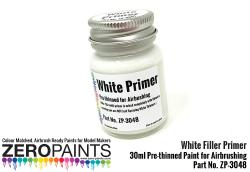 Airbrushing White Primer/Micro Filler 30ml