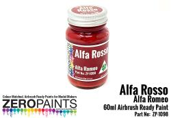 Alfa Romeo - Rosso (Red) Paint 60ml