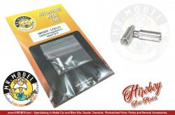 1:24 Aluminum Injector Stacks