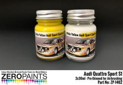 Audi Quattro Sport S1 Paint Set 2x30ml