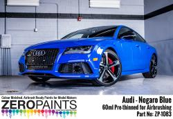 Audi RS - Nogaro Blue Paint 60ml
