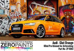 Audi RS - Glut Orange Paint 60ml