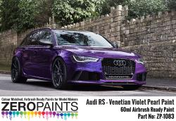 Audi RS - Venetian Violet Pearl Paint 60ml