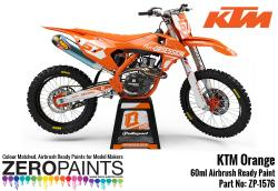 KTM Orange Paint 30ml