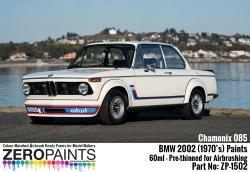 BMW 2002 (1970's) Paints 60ml