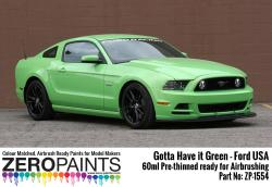 Gotta Have it Green - Ford USA Paint 60ml