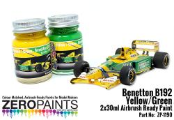 Benetton Ford B192 Paint Set 2x30ml