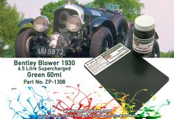 Bentley Blower 4.5 Litre 1930 Green Paint 60ml